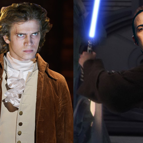 Burr Shot First: Who Would the Hamilton Cast Be in the Star Wars Universe?