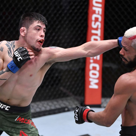 UFC 256 Winners and Losers