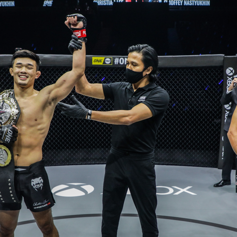 Christian Lee Retains Lightweight Title at ONE on TNT II