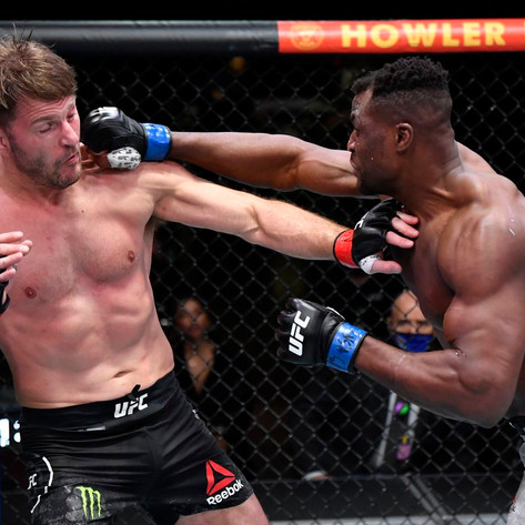 UFC 260: Ngannou Dethrones Miocic to Claim Heavyweight Gold