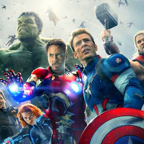 Superheroes Are Drugs - Why 'Avengers: Age of Ultron' is the Most Important Marvel Movie