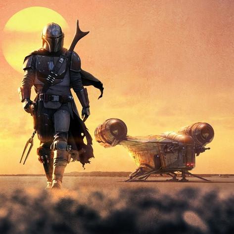 "Disney's Star Wars Movies Walked So ""The Mandalorian"" Could Run"
