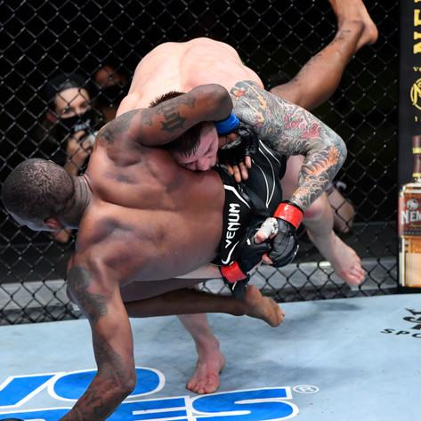 UFC on ABC 2 Main Card Recap