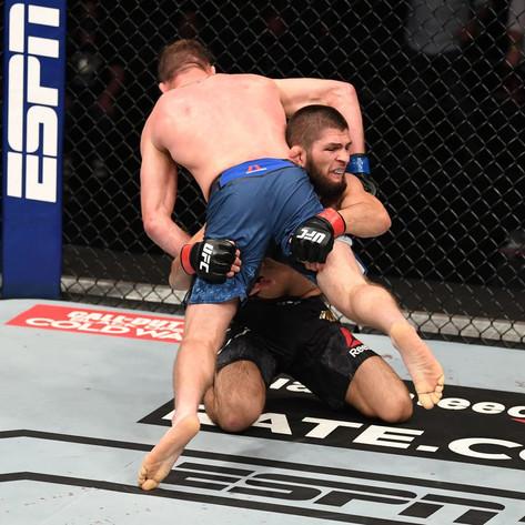 UFC 254: Khabib Decimates Gaethje, Retires on Top, and What's Next