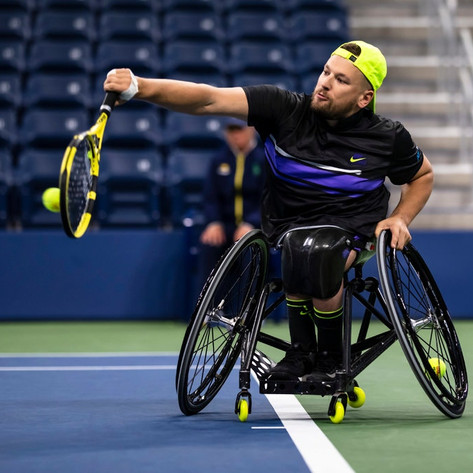 The US Open, Ableism, and the Winningest Athlete You Didn't Know in the Sport You May Not Have Seen