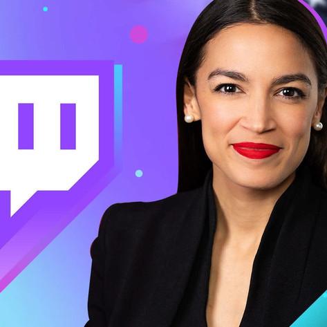 Alexandria Ocasio-Cortez's Twitch Stream Was A Phenomenon, But It Shouldn't Be A Surprise