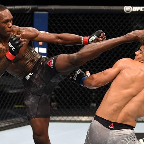 UFC 253 Recap