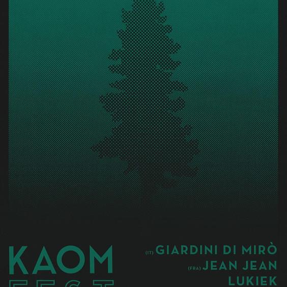 GdM Different Times @ KAOM Fest@Dabadaba,San Sebastian / Donostia  (E)