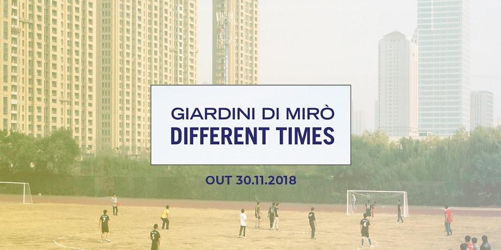 GdM Different Times Torino