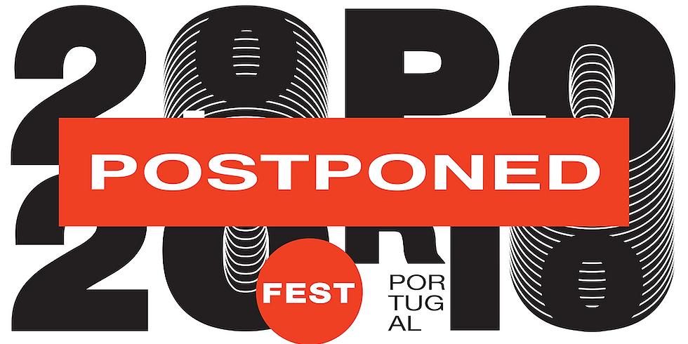 20+20 Fest , Auditorium CCOP, Porto Portugal