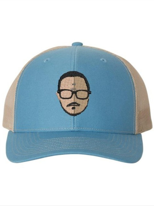 Tuddle Legion Colombia Blue/Khaki SnapBack