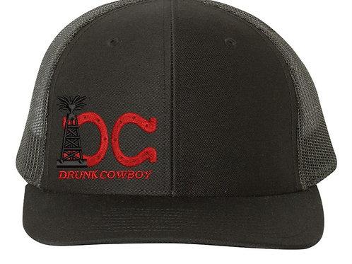 DrunkCowboy Oil Patch Edition CrimsonBlood/Black