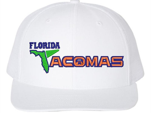 University Editions Tacoma Snapback and Fitted