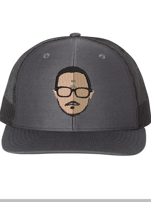 Tuddle Legion Charcoal/Black SnapBack