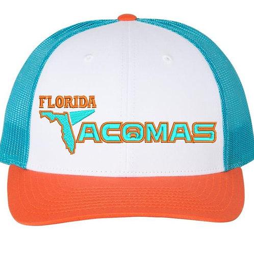 Miami Edition Florida Tacoma Snapback