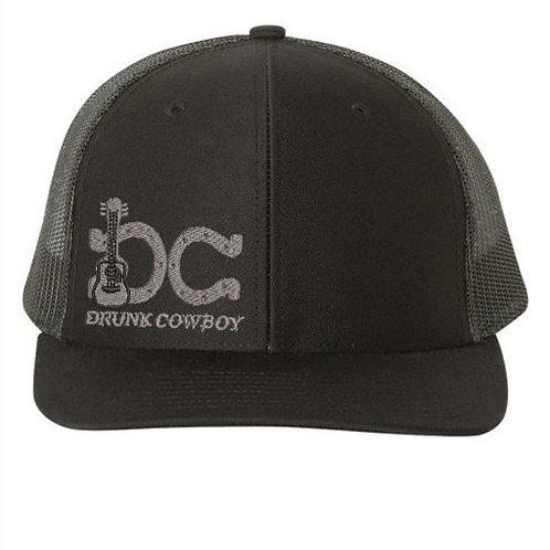 DrunkCowboy Man in Black