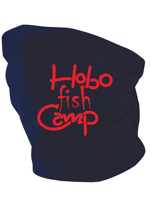 Hobo Fish Camp Neck Gaiters Navy