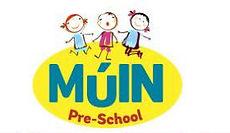 Muin Pre School Cork Logo