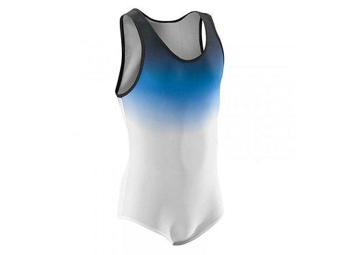 Boys Gymnastics Leotard -  BLUE