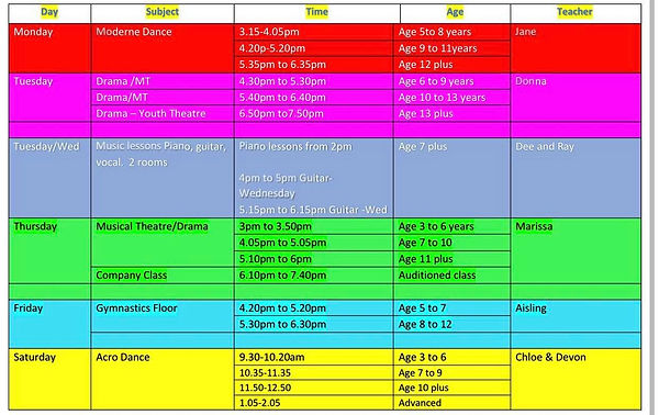 Kinsale Picture timetable 2020.jpg