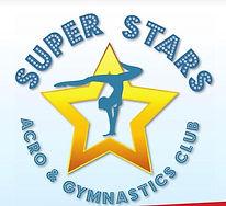 Super Stas Acro and Gymnastics Cork Logo