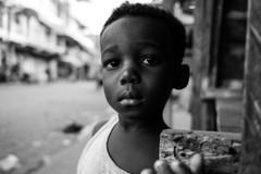 Paul, fils d'une femme portefaix - Reportage Femmes Portefaix - Lomé - Togo