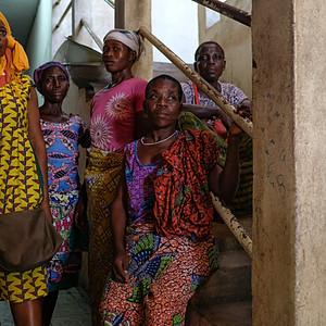 Le fardeau des travailleuses du marché de Lomé (en cours)