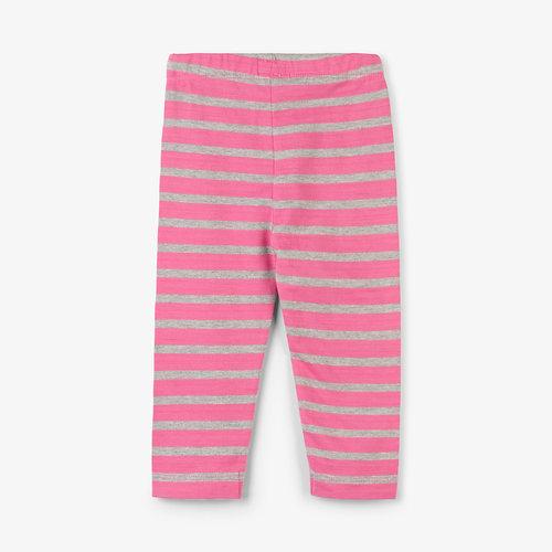 70d35ad7a6d1f Light Pink Stripe Baby Leggings