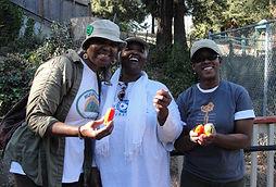 Majeedah, Mia, Dr Gail Myers,#FarmsToGrow