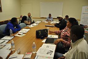 Farmers Market Readiness Workshop at the USDA Fresno