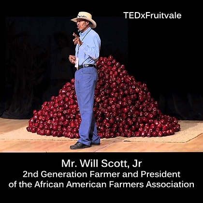 Mr. Will Scott Jr.,#FarmsToGrow
