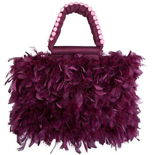 Angel of the Grape Vine - MARY Super Handbag