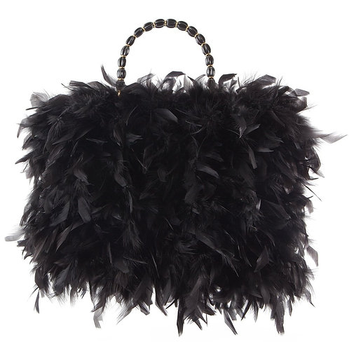 Angel of the Night Sky - MARY Grande Handbag