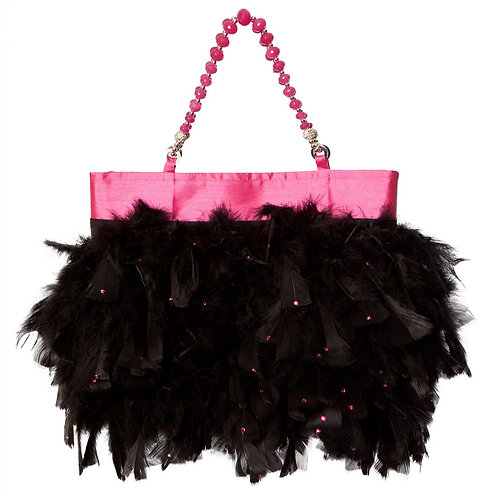Angel of The Night Sky - MARY Medio Handbag