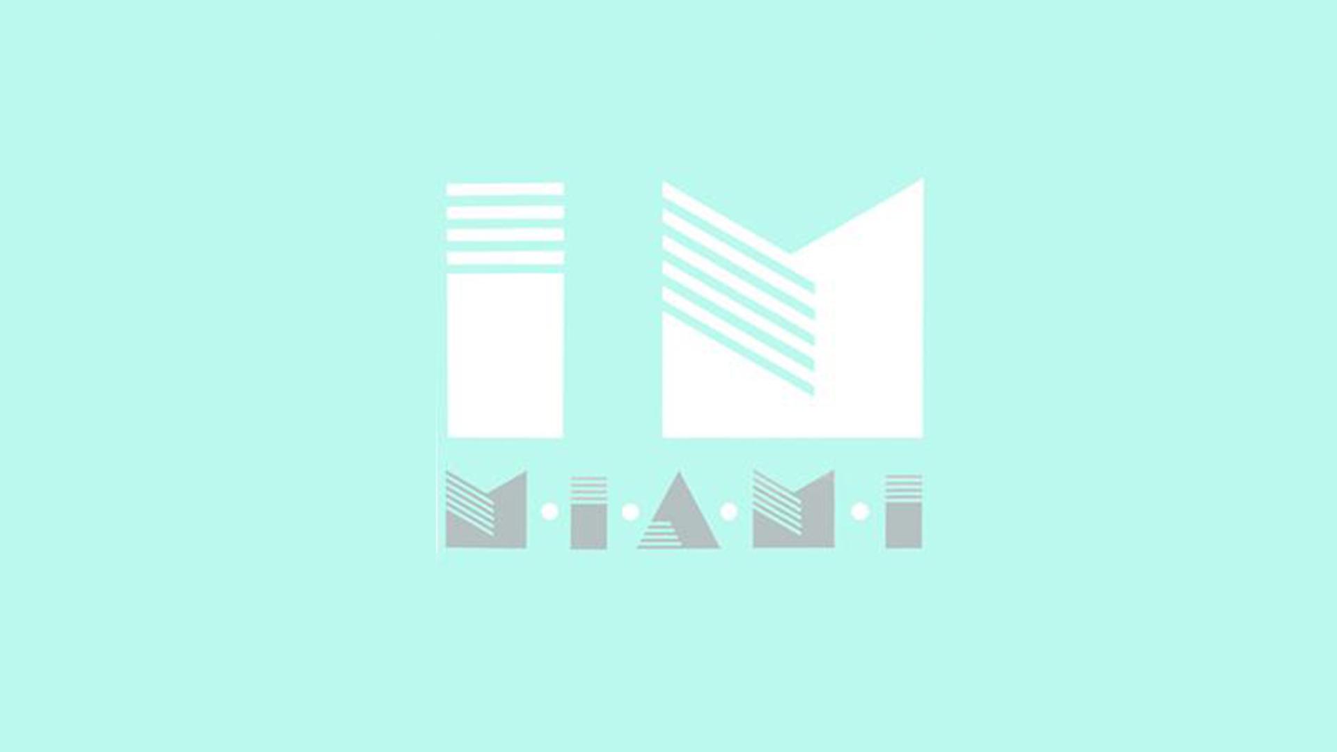 Irene Marie 80s logo