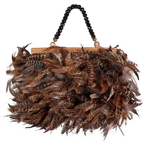 Angel of Softness - MARY Medio Leather Handbag