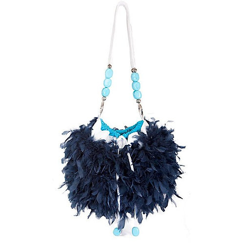 Angel of the Birds that Fly - STEPHI Super Bohemian Bag