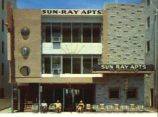 Sun Ray Apartments 728 Ocean Drive