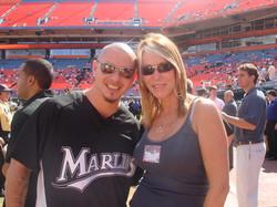 Irene Marie and Pitbull