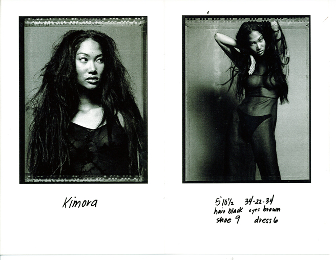 Kimora Lee Irene Marie New York