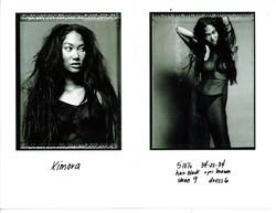Kimora Lee Irene Marie Models