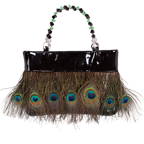 The Exotic Angel - MARY Petite Leather Handbag