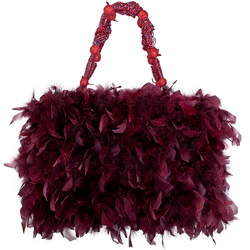 Angel of The Grape Vine - MARY Grande Handbag