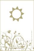 Buddha prayer card