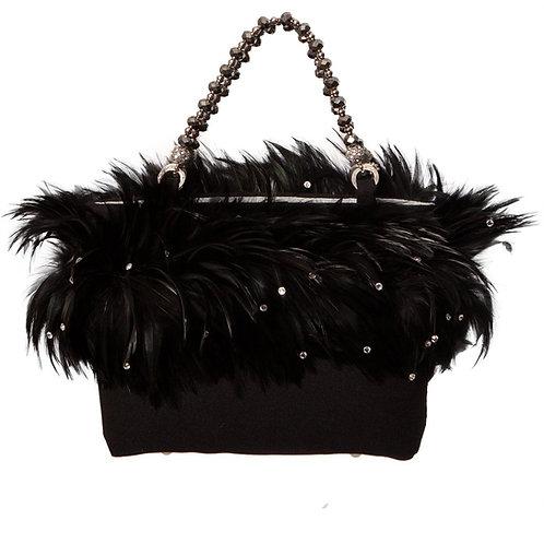 Angel of the Night Sky - MARY Petite Handbag