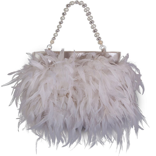 Angel of the Clouds - MARY Medio Leather Handbag
