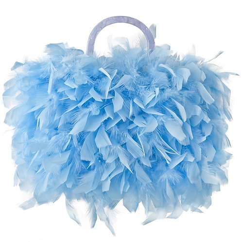 Angel of the Blue Sky - MARY Petite Handbag