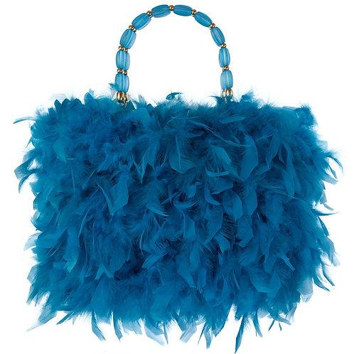 Angel of the Deep Blue Sea - MARY Medio Handbag