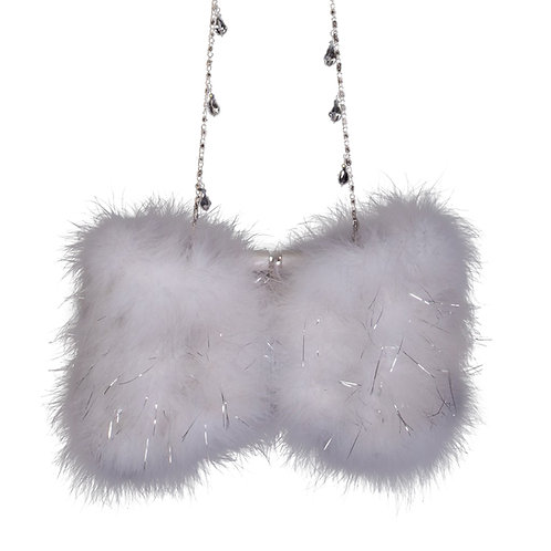 Angel of the Clouds - JENN Petite Evening Bag
