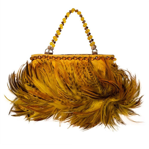 The Daffodil Angel - MARY Petite Handbag